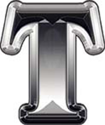 Reflective Letter T from www.westonink.com
