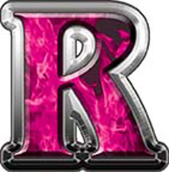 Reflective Letter R from www.westonink.com