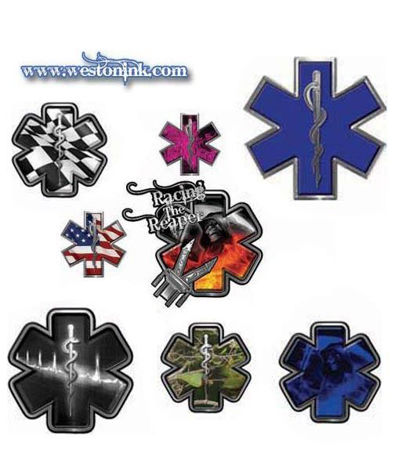 Picture for category EMS / EMT / MFR Decals