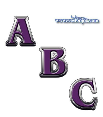 Picture for category Reflective Purple Decals