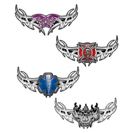 Picture for category Tribal Wing Decals