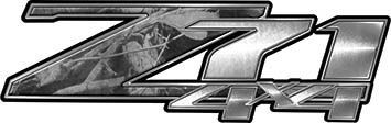 Picture of Chevy Z71 4x4 Decals