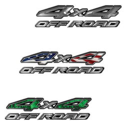 Nissan 4x4 off road decals