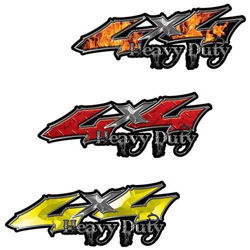 Chevy GMC HD Decals