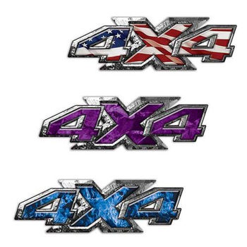 Big Dog 4x4 Truck Decals