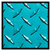 Teal Diamond Plate