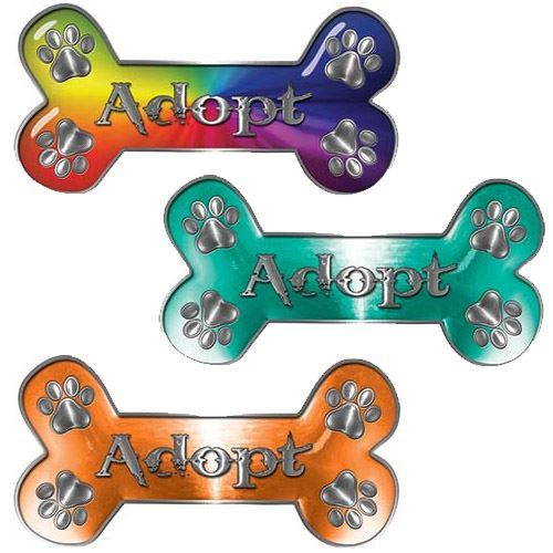 Adopt a Pet Decal