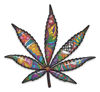Cannabis Leaf / Marijuana Weed Decal / Sticker