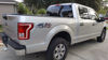 Ford F-150 Super Cab with American Flag 4x4 Decals from Weston Ink